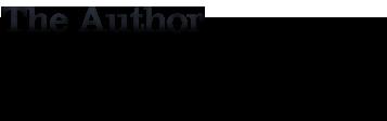 The Author - Victor Jones